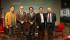 Da sinistra: Dimitri Tasso (sindaco Montiglio Monferrato), Silvio Penno (avvocato), Massimo Forno (presidente Confagricoltura Asti), Luigi Mastrobuono (direttore generale Confagricoltura), Francesco Giaquinta (direttore Confagricoltura Asti)
