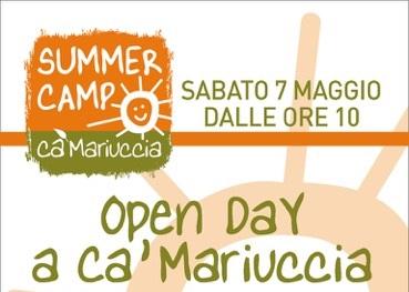 Open Day Summer Camp