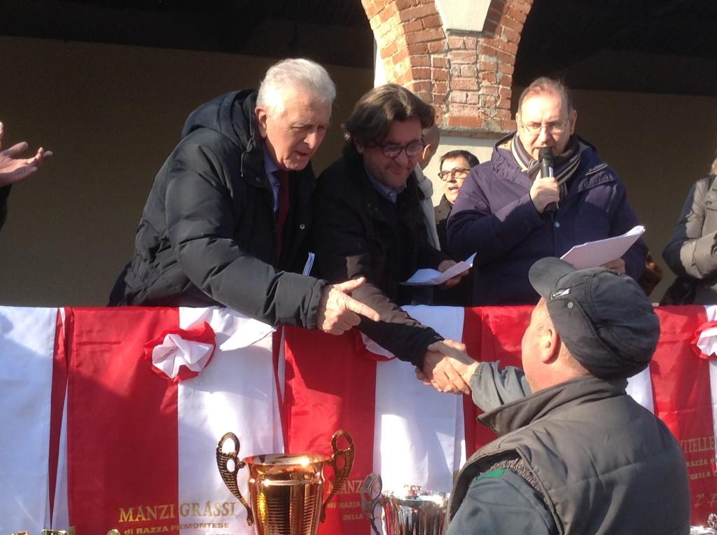 Gianfranco Lisa premiazione